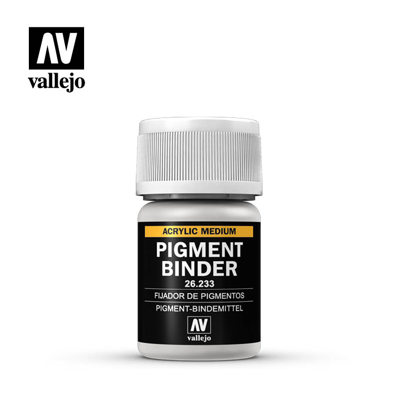 pigment binder vallejo 26233 35ml