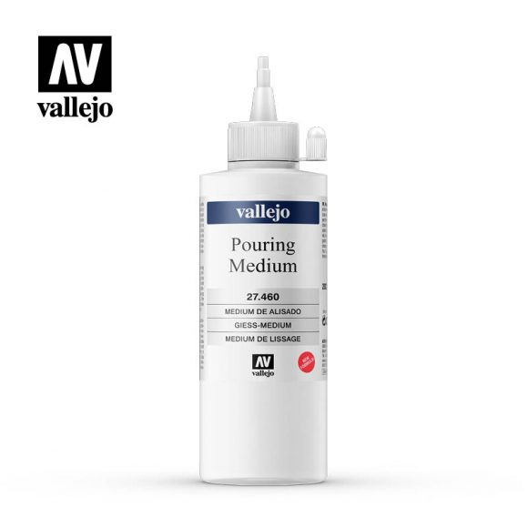 pouring medium vallejo 27460 200ml