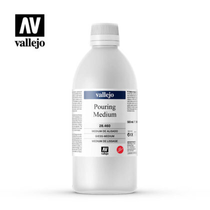 pouring medium vallejo 28460 500ml