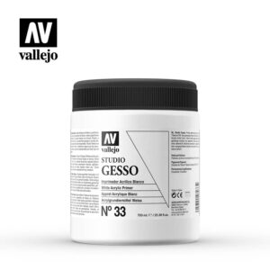 studio gesso 33 vallejo 750ml