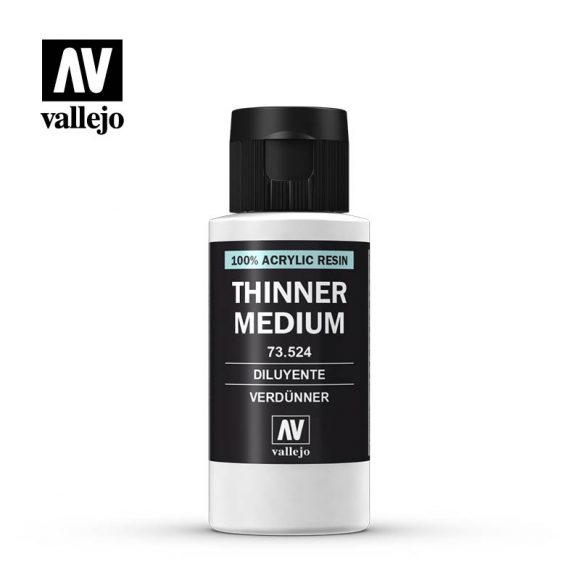 thinner medium vallejo 73524 60ml