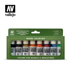 transparent colors 70136 vallejo model color basic set