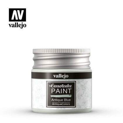 vallejo carrotcake paint antique blue 56427