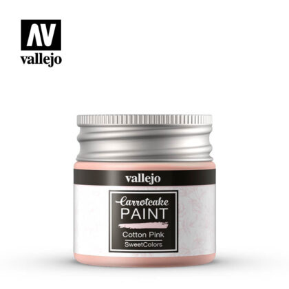 vallejo carrotcake paint cotton pink 56409
