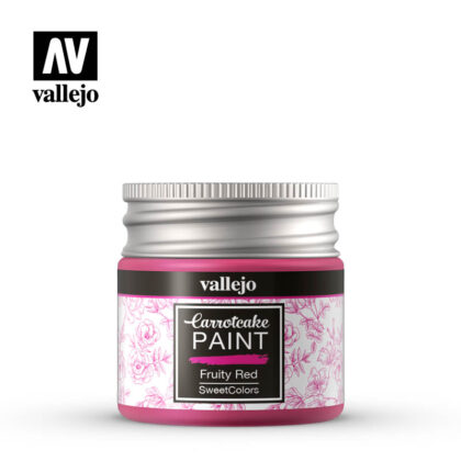 vallejo carrotcake paint fruity red 56408
