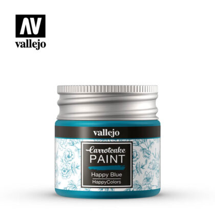 vallejo carrotcake paint happy blue 56414