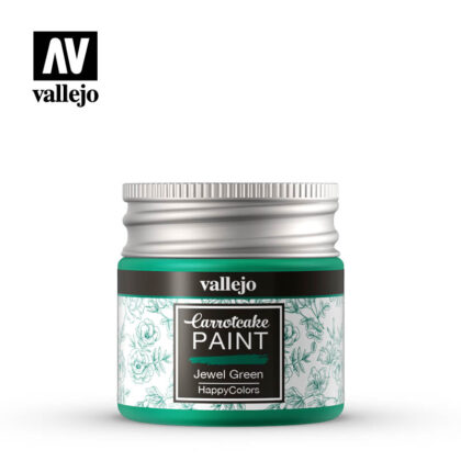 vallejo carrotcake paint jewel green 56416