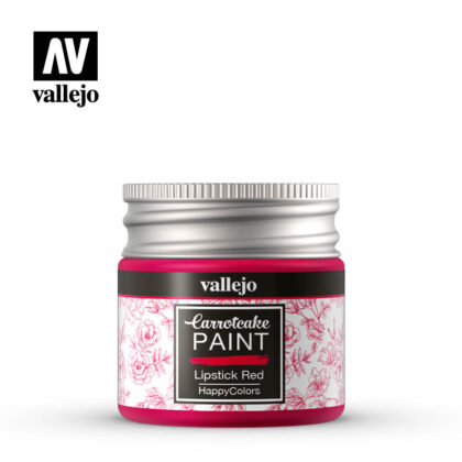 vallejo carrotcake paint lipstick red 56421
