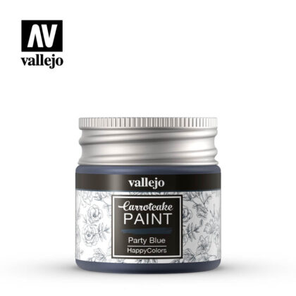 vallejo carrotcake paint party blue 56424