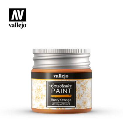 vallejo carrotcake paint rusty orange 56429