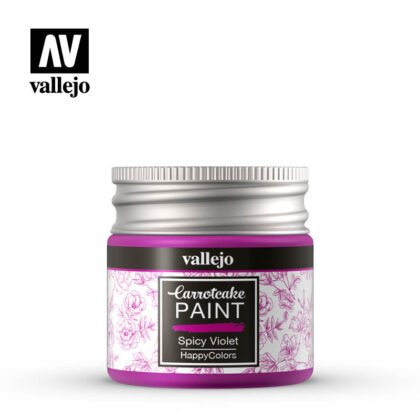vallejo carrotcake paint spicy violet 56422