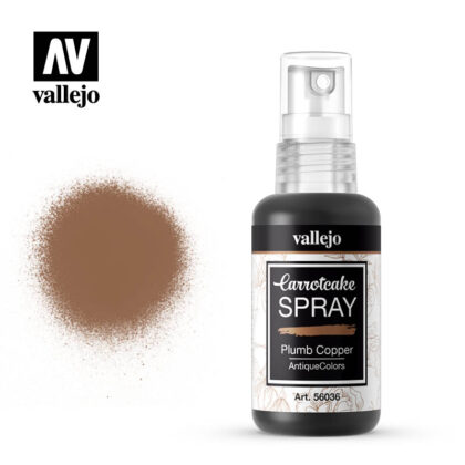 vallejo carrotcake spray plumb copper 56036
