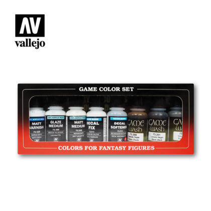Vallejo Effects Auxiliary Set 73.999