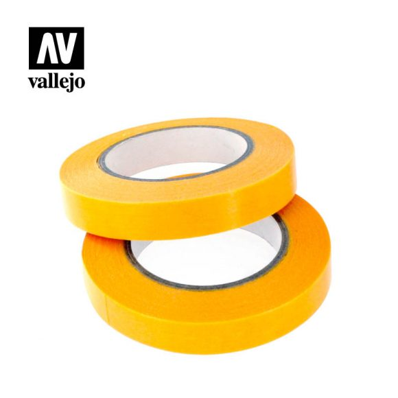 vallejo hobby tools masking tape 10mmx18m T07006