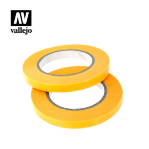 Vallejo Hobby Tools masking tape 6mm x 18m T07005