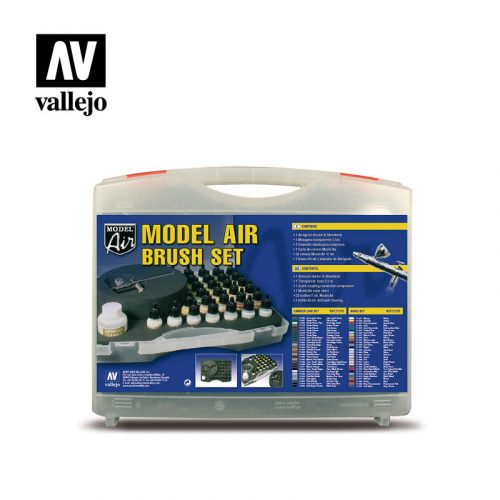 Vallejo basic colors airbrush 71172