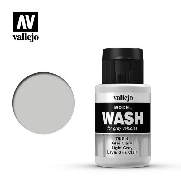 vallejo model wash light grey 76515