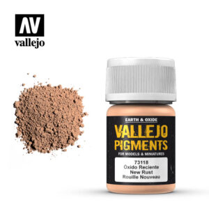 vallejo pigment new rust 73118