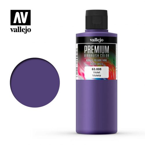 Premium Airbrush Color Vallejo Violet 62008