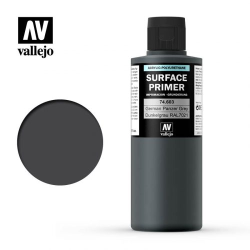 vallejo surface primer german panzer grau 74603 200ml