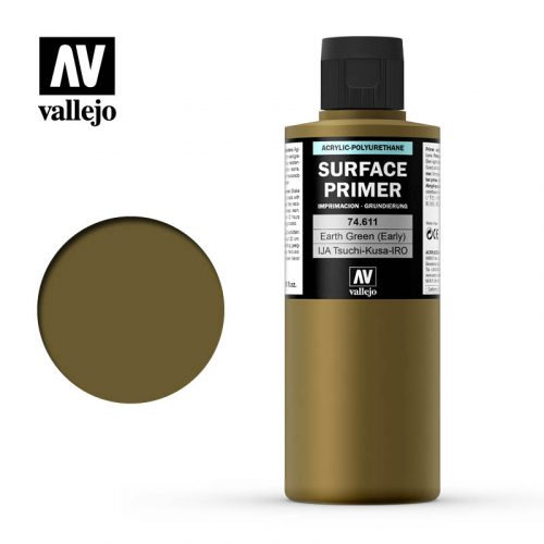 vallejo surface primer ija tsuchi kusa iro 74611 200ml