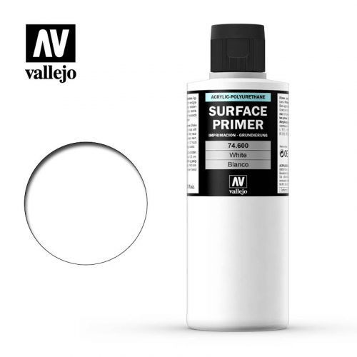 vallejo surface primer white 74600 200ml