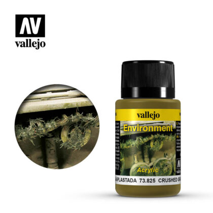 vallejo weathering effects crushed grass 73825