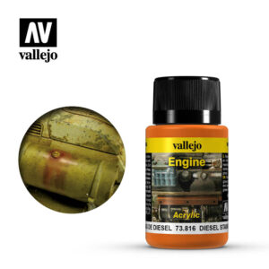 vallejo weathering effects diesel stains 73816