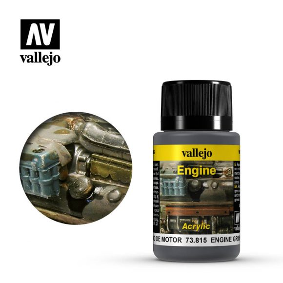 vallejo weathering effects engine grime 73815