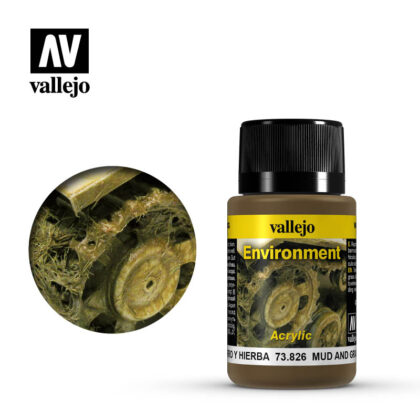 vallejo weathering effects mud and grass 73826