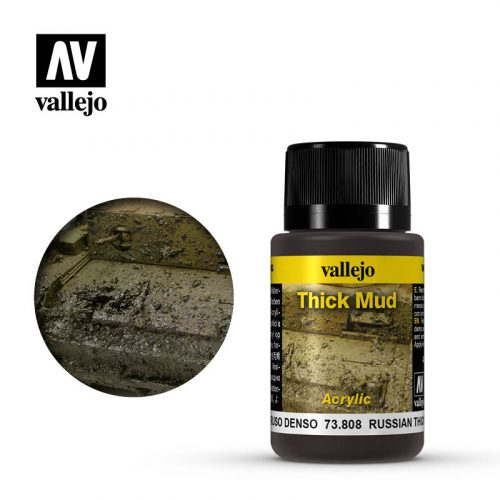 vallejo weathering effects russian thick mud 73808