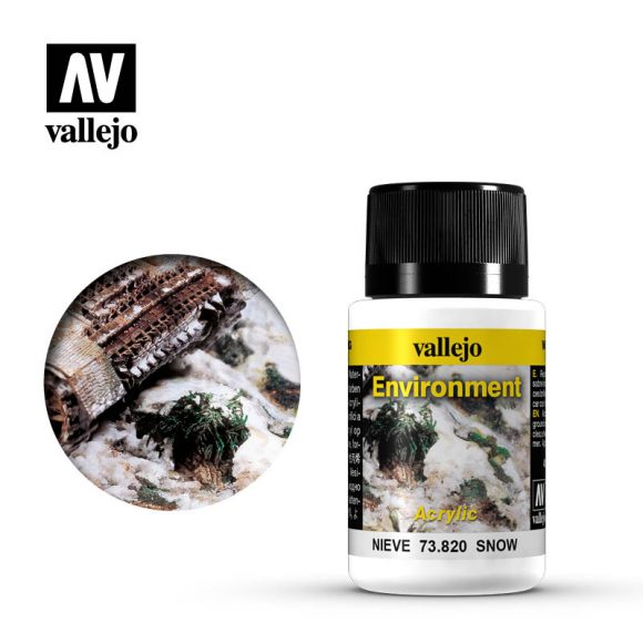 vallejo weathering effects snow 73820