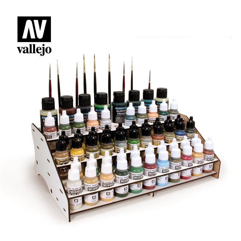 vallejo paint stand modulo frontal ref. 26007