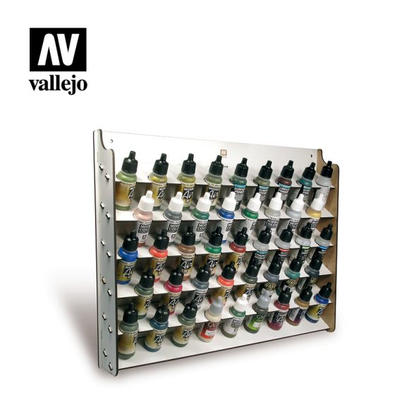 vallejo paint stand wall mounted 17ml ref. 26010