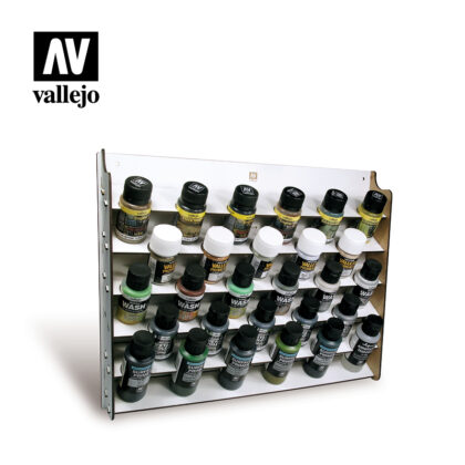 vallejo paint stand wall mounted 35/60ml ref. 26009