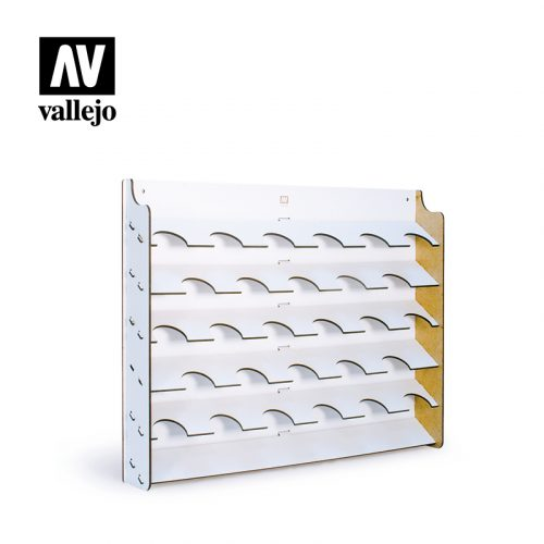 vallejo paint stand expositor de pared 35/60ml ref. 26009