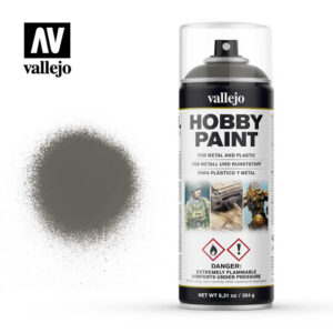 vallejo hobby spray paint 28006 german field grey