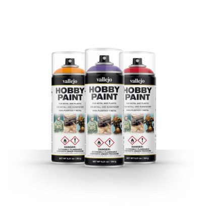 Vallejo Hobby Spray Paint