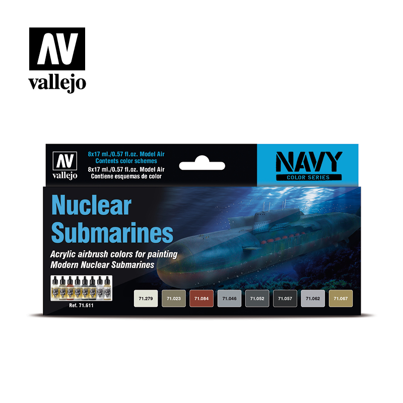 Vallejo Navy Nuclear Submarines 71611