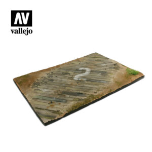 Vallejo Scenics Wooden airfield surface SC102