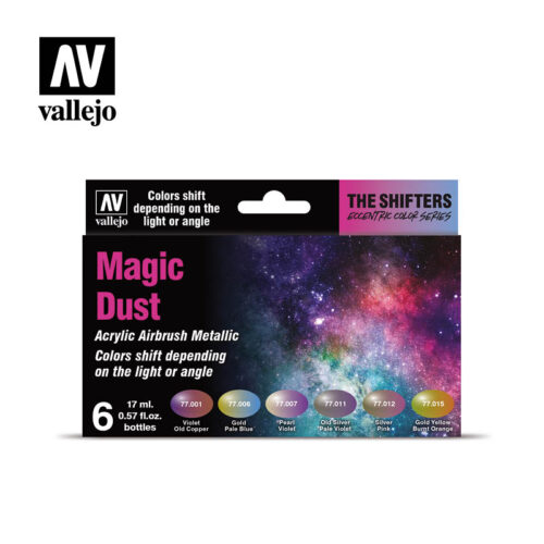 The Shifters Vallejo Magic Dust 77.090