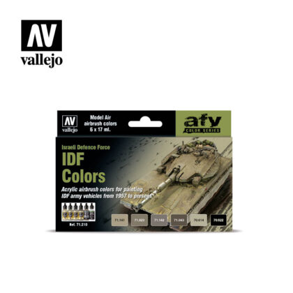 IDF Colors Vallejo AFV 71210