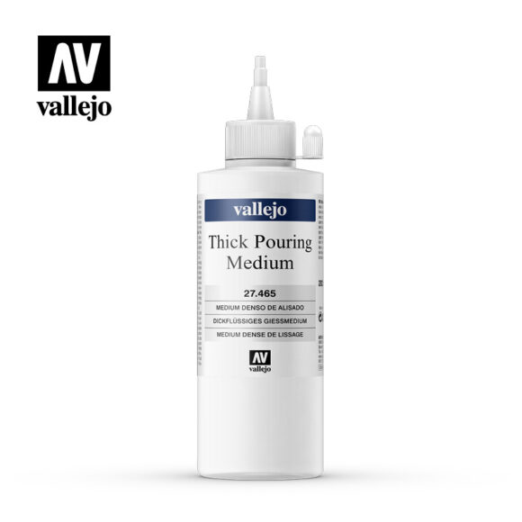 Thick Pouring Medium Vallejo 27465 200ml