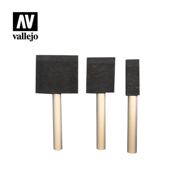 Sponge brush Vallejo HS00