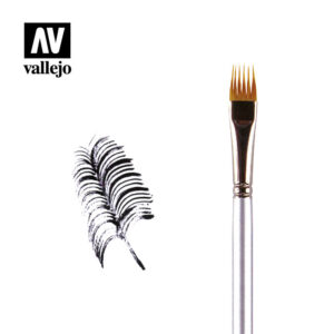 Comb brush Vallejo PM08