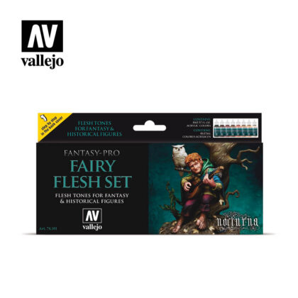 Fairy Flesh Vallejo Fantasy 74101