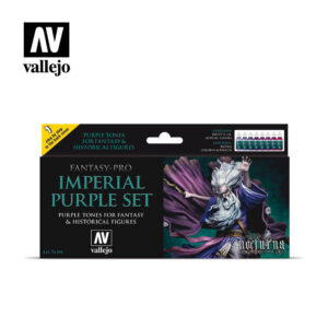 Imperial Purple Vallejo Fantasy 74104