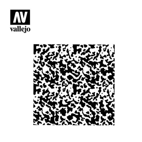 weathered paint 1.48 vallejo hobby stencil ST-AIR001