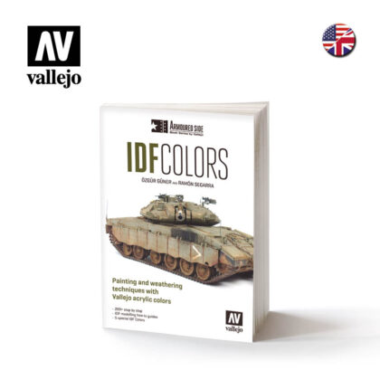 Vallejo IDF Colors 75.017
