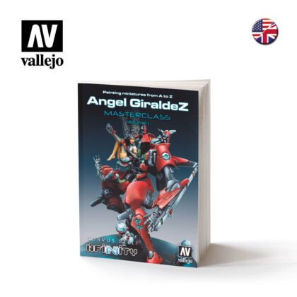 Vallejo Masterclass Vol. 1 by Ángel Giráldez 75.003